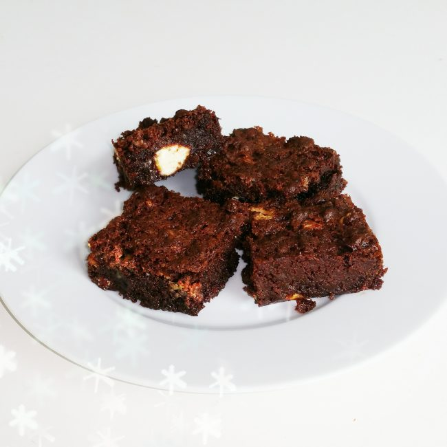 Birthday Brownies Recipe - Pienkel