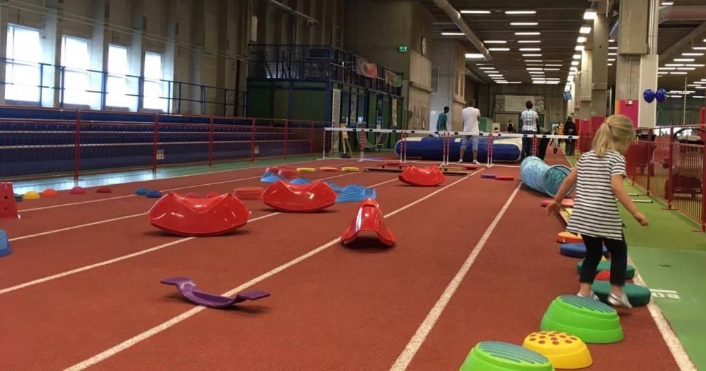 Ilmoittautuminen Helsingin kaupungin lasten liikuntakursseille alkaa elokuussa.
