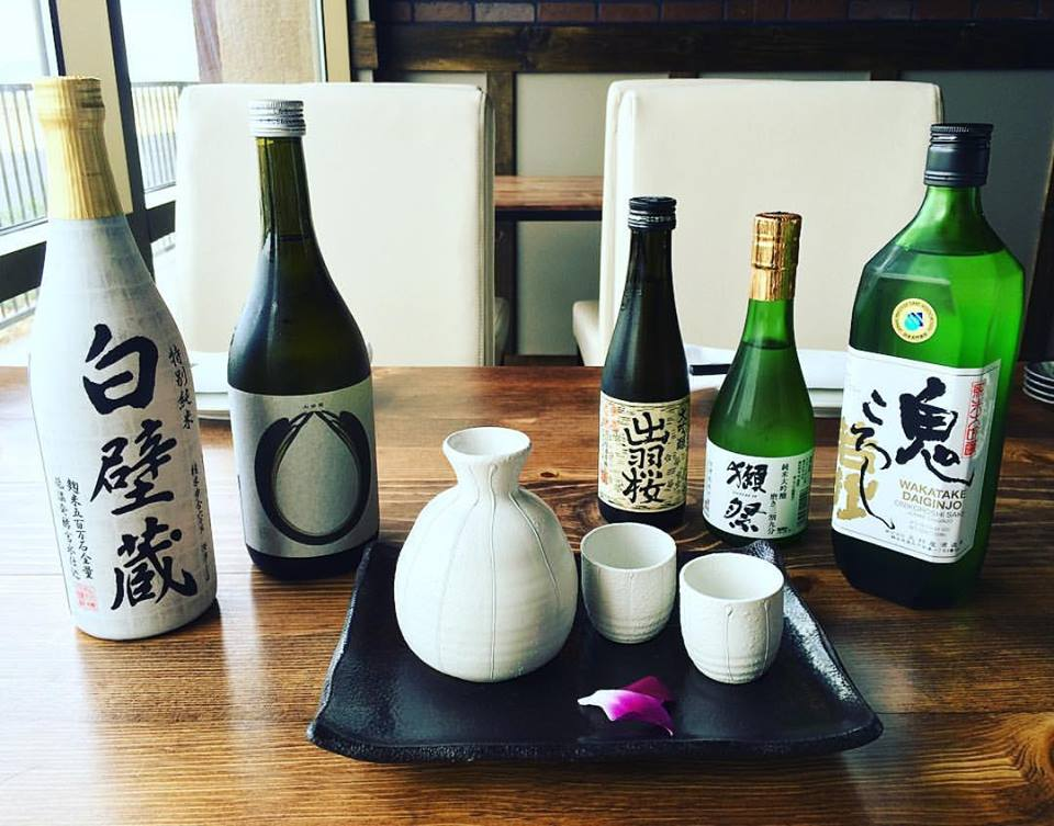 Our Sake special