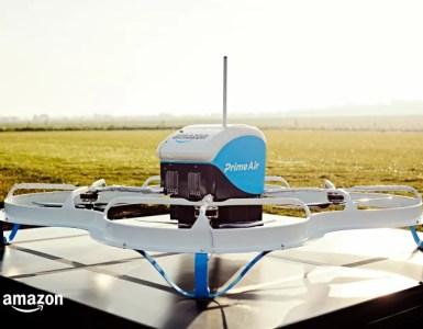 spedizioni con i droni