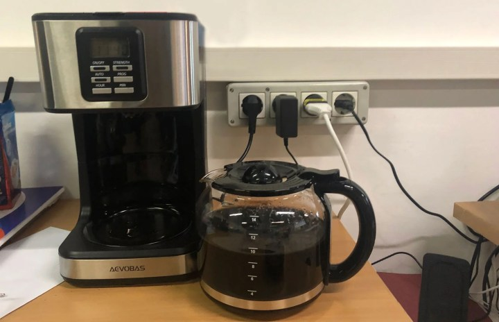 AEVOBAS Macchina Caffè Americano