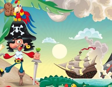 I pirati usavano la benda