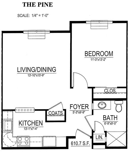 Creamery Brook Village Apartments