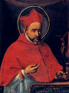 St. Robert Bellarmine, pray for us.