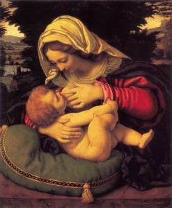 Andrea_Solario_-_Madonna_of_the_Green_Cushion