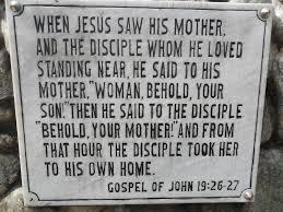 John 19 26-27