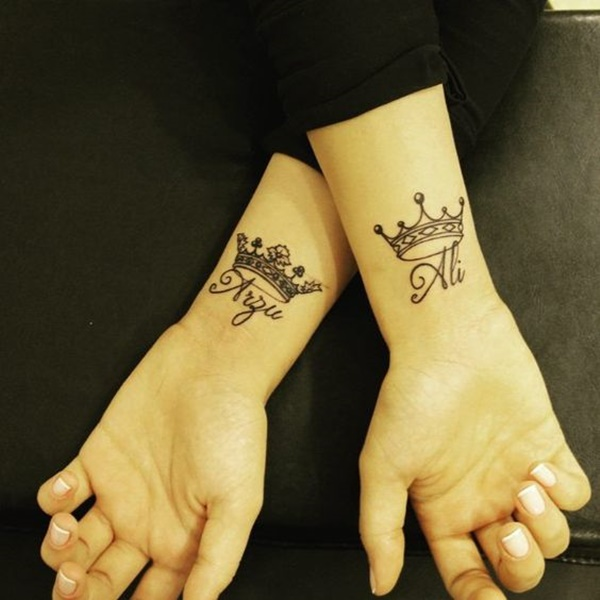 Tattoos For Girls On Hand Letter M