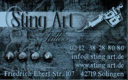 Studio hauptstrasse tattoo solingen Online dierenwinkel