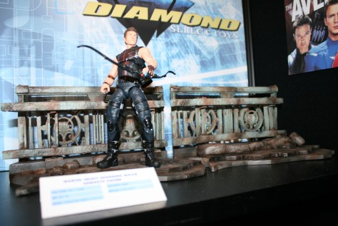 diamond select toys, toy fair 2012, american international toy fair 2012