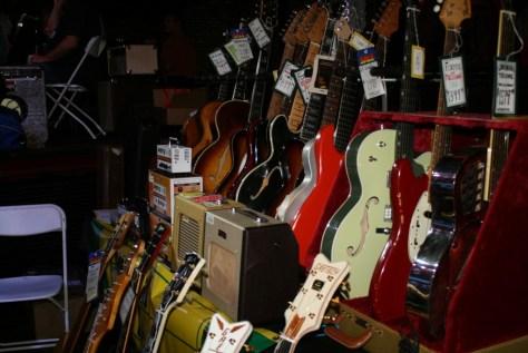 brooklyn guitar show, brooklyn autumn guitar show, guitar expos, brooklyn bowl