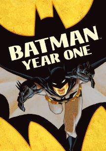 Poster - Batman Year One