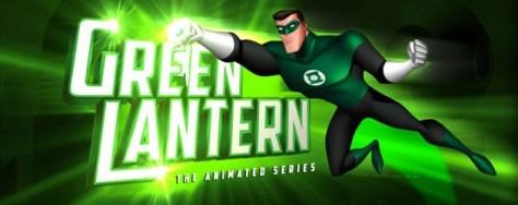 Banner - Green Lantern Animated