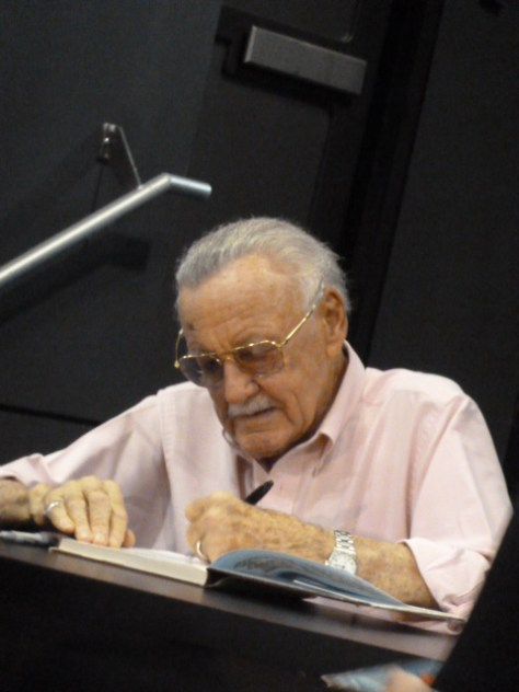 stan lee, nycc 2011, ny comic con, new york comic con