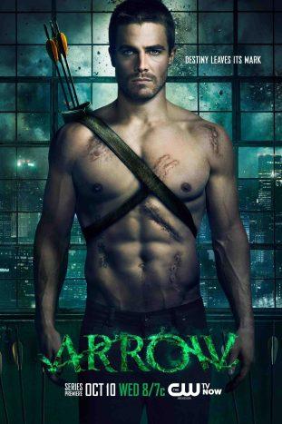 Poster - Arrow TV Series