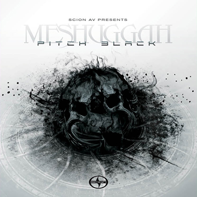 CD - Meshuggah - Pitch Black