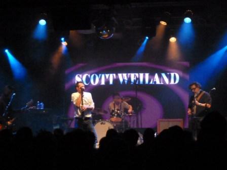 scott weiland, scott weiland concert photos