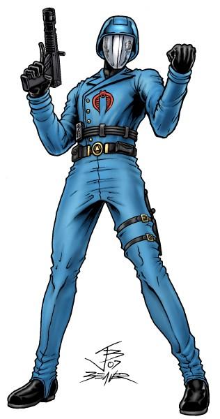 Photo - Cobra Commander