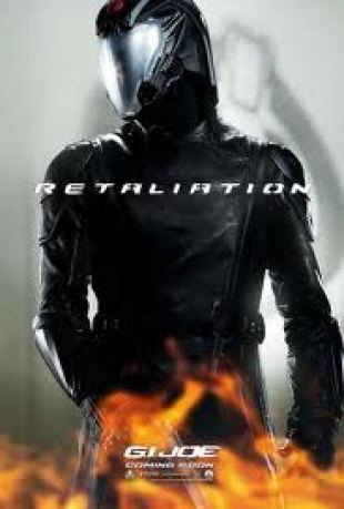 Poster - GI Joe Retaliation - 2013