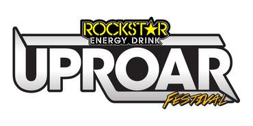 Logo - Rockstar Uproar Festival