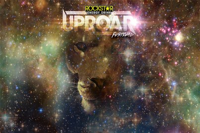 Poster - Rockstar Energy Drink Uproar Festival
