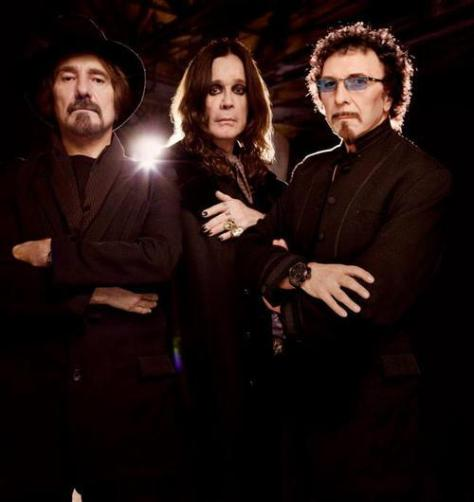 Press Photo - Black Sabbath - 2013