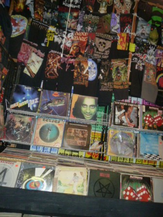 rock fantasy concert shop, music retail shops, rock fantasy
