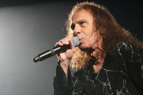 ronnie james dio, heaven and hell