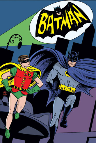 Comic - Batman 66 - 1
