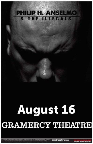 Poster - Ansemlo at Gramercy - 2013