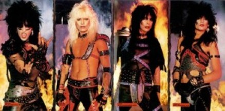 Photo - Motley Crue - 1983