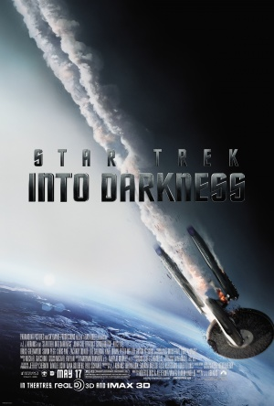 Poster - Star Trek Into Darkness - 2013