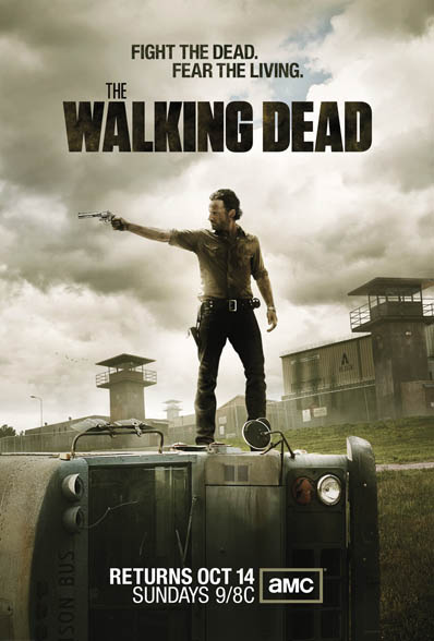 Poster - The Walking Dead - S3