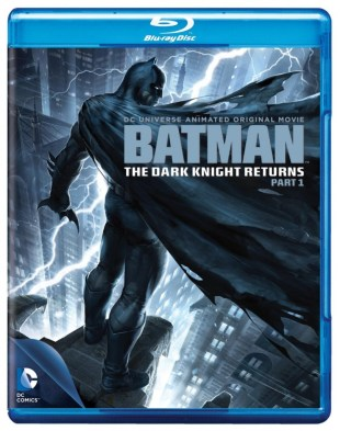Bluray - Batman TDKR - 1