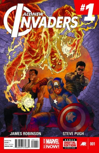 Comic - All-New Invaders Vol_1_1