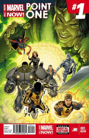 Comic - All-New Marvel Point One 1