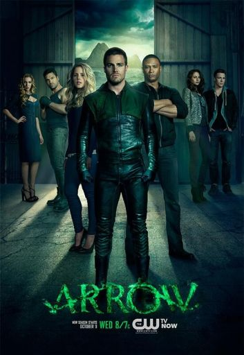 Poster - Arrow - S2