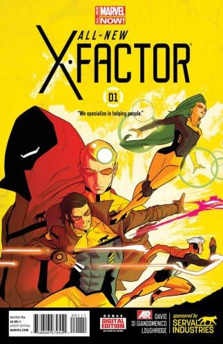 Comic - All-New X-Factor - 1
