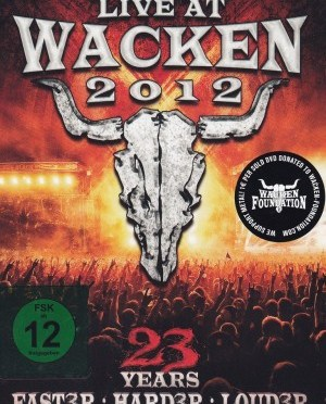 """""""Live At Wacken 2012"""" by Various Artists"""
