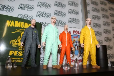 mezco toyz, toy fair 2014 preview,