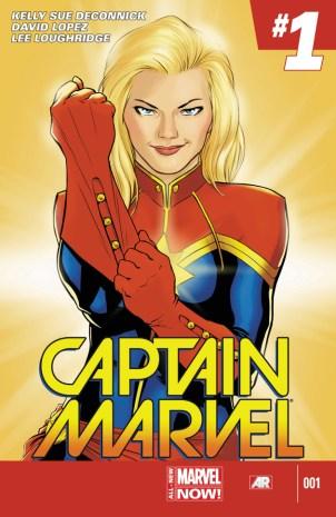 Comic - Captain Marvel - 1 - 2014
