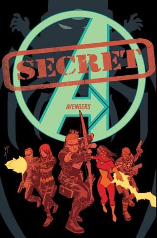 Comic - Secret Avengers - 1 - 2014