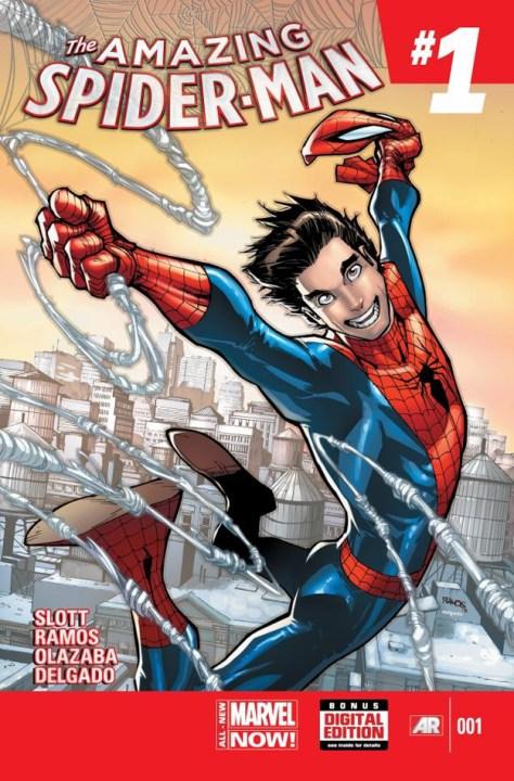 Comic - Amazing Spider-Man 1 - 2014