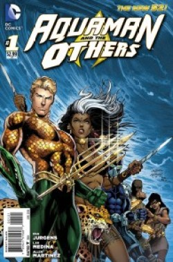Comic - Aquaman and The Others 1 - 2014