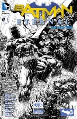 Comic - Batman Eternal 1 - 2014