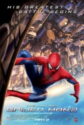 Poster - The Amazing Spiderman 2 - 2014