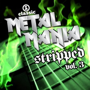 """""""Metal Mania Stripped Vol. 3"""" by Various Artists"""