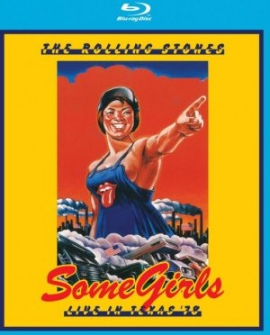 """""""Some Girls: Live In Texas '78"""" [Blu-ray] by The Rolling Stones"""