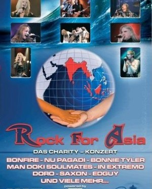 """""""Rock For Asia"""" [DVD] by Various Artists"""