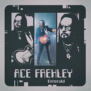 """""""Emerald"""" (Single) by Ace Frehley"""