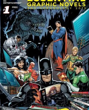 """""""Essential Graphic Novels"""" by DC Comics"""